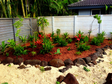 Landscaping services in honolulu oahu hawaii hi hui ku maoli hawaiian garden using various natives that are great for lei making hui ku maoli ola workwithnaturefo